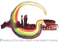 Giornata internazionale dei diritti umani 2020 logo Padova, città della pace e dei diritti umani 190