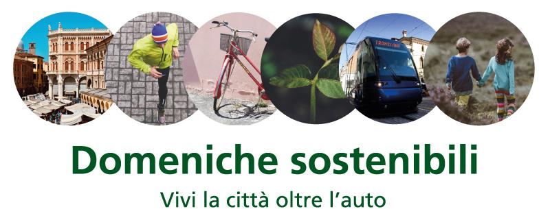 logo domeniche sostenibili 2019