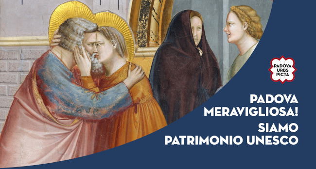 Padova Urbs picta Siamo patrimonio Unesco