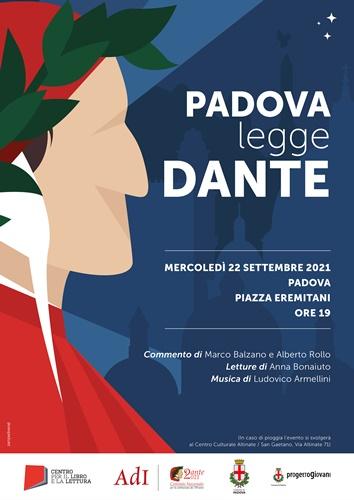 """Padova legge Dante"""