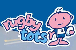 """Evento sportivo """"Rugbytots"""" immagine"""