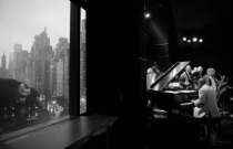 "Mostra fotografica ""Andrea Boccalini. NYJS: New York jazz stories"""