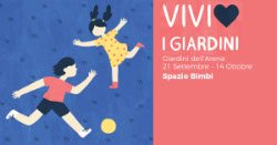 ViviAmo i Giardini – spazio bimbi con animatrici e animatori