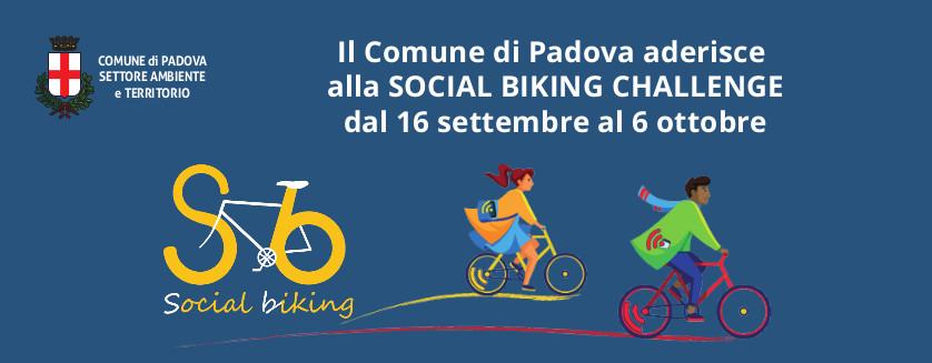Social bike challenge 2019