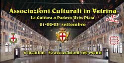 """Manifestazione """"Associazioni culturali in vetrina 2018"""""""