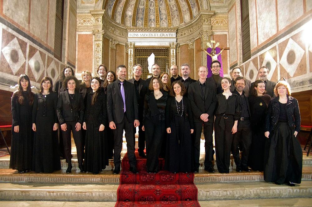 Formazione Caterina Ensemble 2019