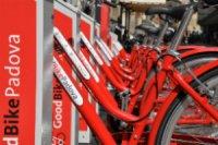 bike sharing Goodbike Padova bici