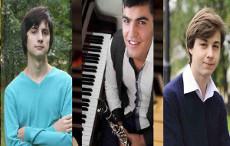 """VIII tournée di giovani talenti russi: """"Accendi una stella"""""""