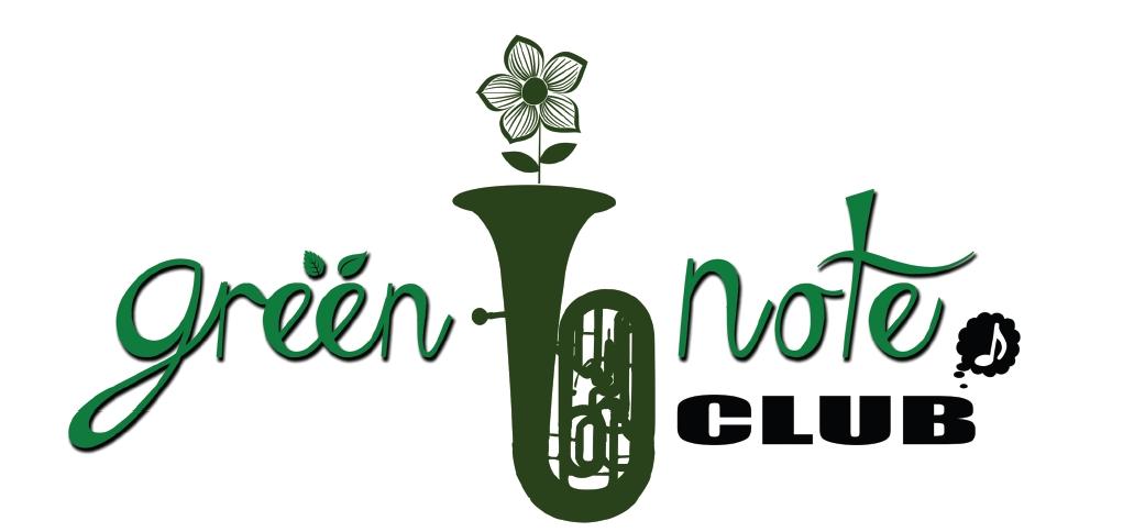 Green note Club logo