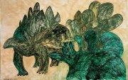 Dinosauri di Ezio Gribaudo