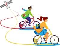 """Sfida europea """"Social Bike Challenge"""" sbc2018"""