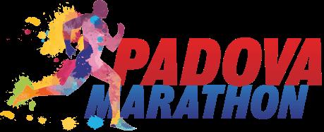 """Maratona """"Padova Marathon - S. Antonio 2018"""" logo 459x187"""