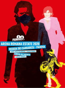 Arena romana estate 2020 alla Reggia dei Carraresi