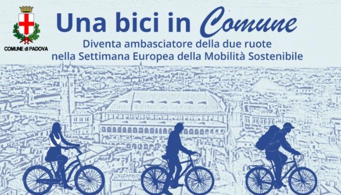 Una bici in comune