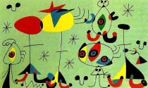 """Letture espressive """"Con gli occhi di Miró"""