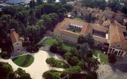 Veduta aerea Musei Civici agli Eremitani 1 260