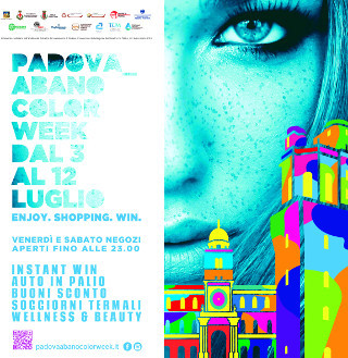 """Padova Abano color week"""