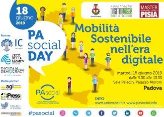Evento PA Social Day 2019