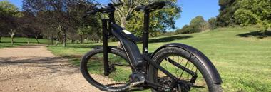 Bici bicicletta percorso ciclabile 380 ant