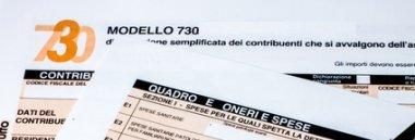 730 Dichiarazione dei redditi tasse 380 ant fotolia