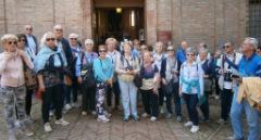 Gita al castello di Gradara e visita animata a Verucchio - Foto Terza età 240ant