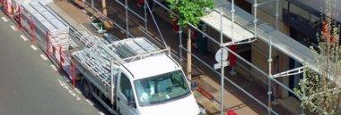 Cosap camion strada lavori occupazione suolo 380 ant fotolia 64591329
