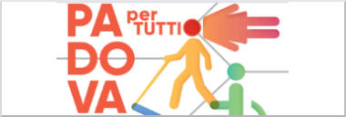 """Guida """"Itinerario turistico accessibile di Padova - il cuore della città"""" 380 ant"""