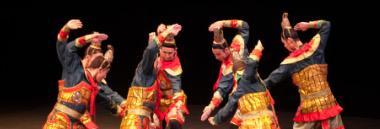 """Spettacolo """"Il fascino poetico dell'antica Changan""""  380 ant"""