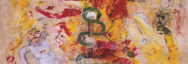 """Mostra di pittura """"Marlisa Ciccarelli"""" 380 ant"""