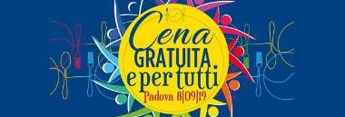 """Iniziativa """"Cena gratuita e per tutti"""" 2019 380 ant"""