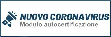 Coronavirus modulo autocertificazione 380 ant