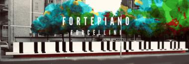 """Restauro dell'installazione artistica """"Fortepiano"""" e concerto di Paolo Zanarella 380 ant"""