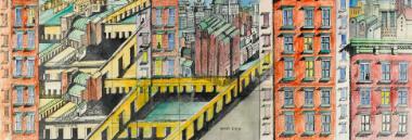 """Mostra """"Aldo Rossi e la Ragione - Architetture 1967-1997"""" 380 ant"""