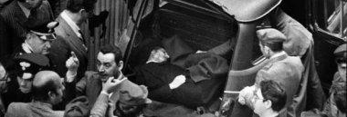 """Incontro """"Aldo Moro, 40 anni dopo. I misteri e l'eredità di una tragedia italiana"""" 380 ant"""