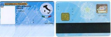 Carta identità elettronica 380