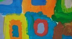 """Galleria mostra """"La Nuvola Rossa"""" 240 ant"""