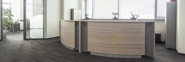 Sportello ufficio chiusura sospensione desk 380 ant fotolia 52213602