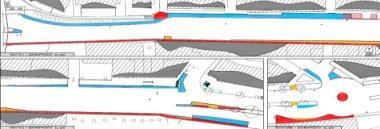 Completamento della rotatoria in via Avanzo 380 ant