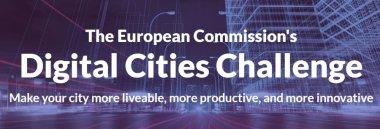 "Programma ""Digital cities challenge"" 380 ant"