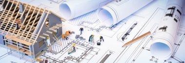 Edilizia casa progetto cantiere 380 ant fotolia