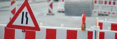 Lavori su strade 380 ant viabilità via cantiere