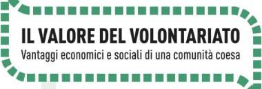 """Ciclo di seminari """"Il valore del volontariato. Vantaggi economici e sociali di una comunità coesa"""" 380 ant"""