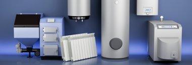 Impianti termici caldaia boiler scaldabagno 380 ant fotolia 90421226