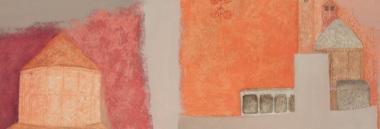 """Mostra """"Leo Borghi, frammenti di storia carrarese tra sogno e realtà""""380ant"""