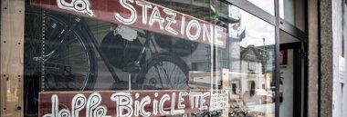 La Stazione delle biciclette