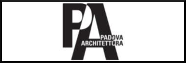 Padova Architettura logo PA tax bianco nero 380 ant