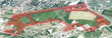 Polo salute mappa urbanistica 380 ant