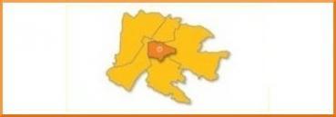 Mappa quartiere 1 Centro 380 ant