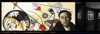 """Esposizione Premio Kandinsky """"Musica e colore"""" 380 ant"""