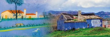 """Mostra """"Dalla pittura alla fotografia. I quadri di Gioacchino Bragato interpretati g.f. Antenore"""" 380ant"""